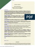1995 - Gustavo Bueno - Diez propuestas para el próximo milenio 1995