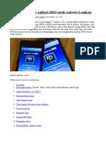 Cara Menggunakan Aplikasi BBM untuk Android.doc