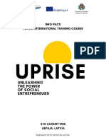 Uprise Info Pack