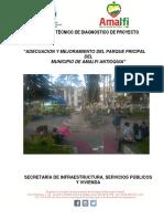 Diagnóstico Parque Principal