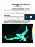 Optimizing Blended Winglet Radii on Homebuilt Canard Aircraft.pdf