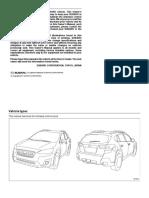 Subaru XV 2018 Manual