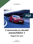 Doru BALDEAN, Calculul si constructia autovehiculelor 1, curs.pdf