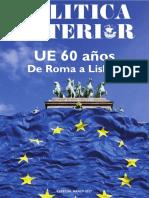 UE 60 de Roma a Lisboa