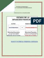 43639216 TALLER ESTADOS FINANCIEROS BÁSICOS - ACTIVIDAD N° 4