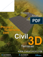 Manual AutoCAD Civil 3D Terrazas-Instituto Arts