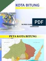 Kota Bitung (M.fadli Ilham a ; 1102013159)