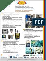 Company Profile Vibspectrum