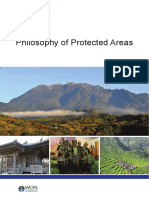 Asian Philosophy Protected Areas