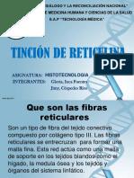 Tincion de Reticulina