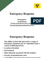 Emergency Response - Mason