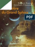 Bauval Robert - Hancock Graham - Le mystère du Grand Sphinx.pdf