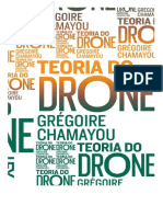 Teoria Do Drone Gregoire Chamayou