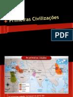 Primeiras Civilizações - Mesopotamia