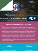 sheet metal manufacturing companies noida