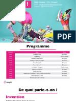 Onopia - Conférence Disrupt Day - Université de Rouen - Pépite 25 Juin 2018