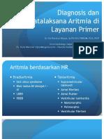 Aritmia, PDUI 2018