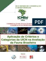 Coordenação de Avaliação Do Estado de Conservação Da Biodiversidade