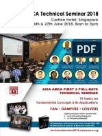 Air Movement n Control Technical Seminar 2018-Registration Brochure