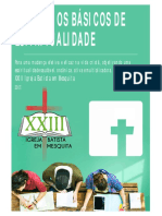 Apostila Exercícios Básicos de Espiritualidade - PDF