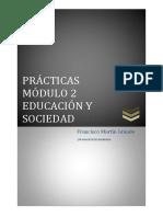 Practicas Modulo 2 Educacion y Sociedad
