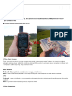 Prednosti i Mane GPS Uređaja