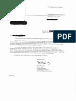 FBI Wau Holland Response Letter