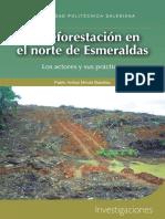 La Deforestacion Al Norte de Esmeraldas