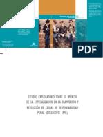 Estudio Responsabilidad Penal Adolescente 2017