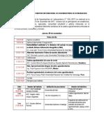1er Simposio Internacional de Agroindustrias en Latinoamerica-pre-programa