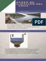 Proceso de La POTABILIZAN Del Agua (1)