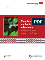WSP Indonesia WSS Turning Finance Into Service for the Future