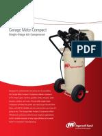 Compresor Portable Ingersoll Rand
