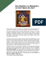 A Nova Ordem Mundial e Os Illuminati o Que São Eles