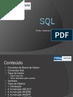 Aula SQLsenai 2