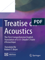 Chladni E.F. (2008). Treatise on Acoustics. the First Comprehensive English Translation of E.F.F. Chladni's Traité d'Acoustique