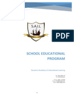 SAIL Educational Program