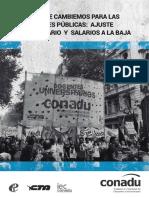 CONADU Cartilla Desfinanciamiento Correcciones Lofi