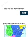 EE 456 Transmission Line Parameters Introduction