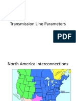 EE 456 Transmission Line Parameters Introduction