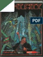Cyberpunk 2020 Nightcitymapa