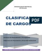 Clasificador de Cargos2014