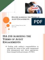ISA 210