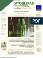 1991 - Gustavo Bueno - Filosofía de La Sidra Asturiana. 1991