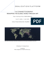 ART & CONNECTOGRAPHY. REMAPPING THE GLOBAL WORLD THROUGH ART