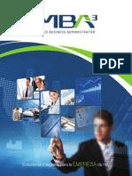 Brochure - MBA3