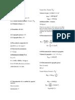 Analisis de Resultados Diseño de Mezcla