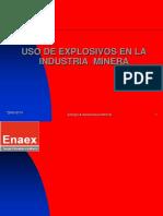 Uso de Explosivos Industria Minera a Kozan
