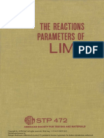 The Reactions parameters of lime.pdf