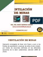 Ventilación de Minas 16-08-17
